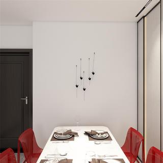80㎡现代简约餐厅每日首存送20
