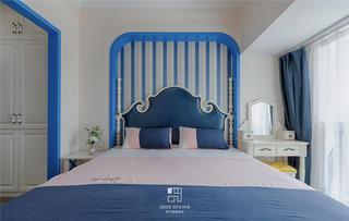 115㎡地中海风格卧室每日首存送20