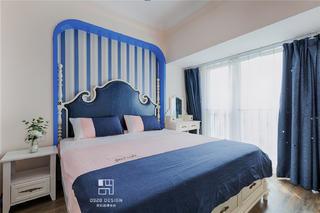 115㎡地中海风格卧室装修效果图