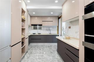 168㎡現代簡約廚房裝修效果圖