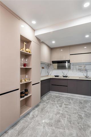 168㎡现代简约厨房装修效果图