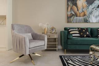 混搭风格三居装修沙发椅设计