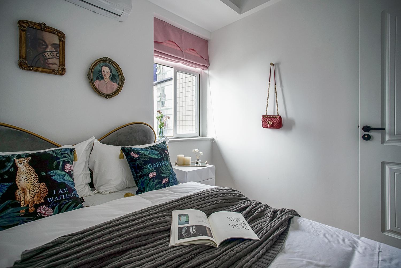 北欧风格三居卧室装修效果图
