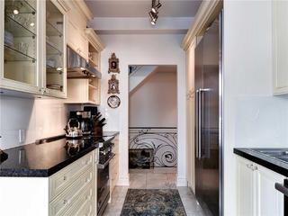 大户型法式风格厨房装修效果图