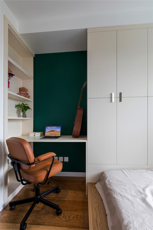 北欧风二居室书房装修效果图
