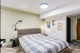 简约loft二居卧室装修效果图