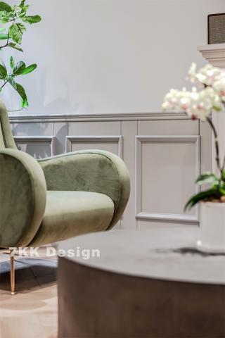 85平米两居室装修沙发椅设计
