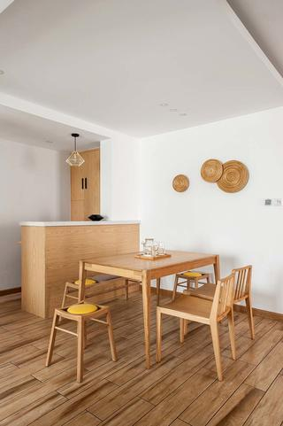 日式风格四居室餐厅装修效果图