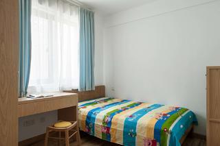 日式风格四居室儿童房装修效果图