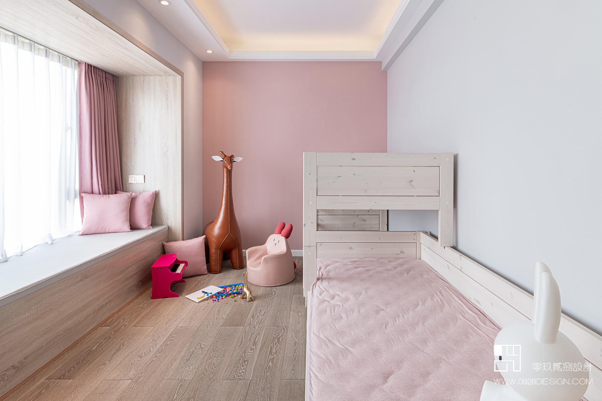 168平米现代风格儿童房装修效果图