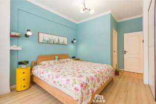 北欧风格二居卧室每日首存送20