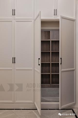 大户型现代美式装修储物柜设计