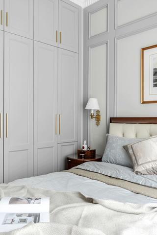 混搭风格别墅装修卧室衣柜设计