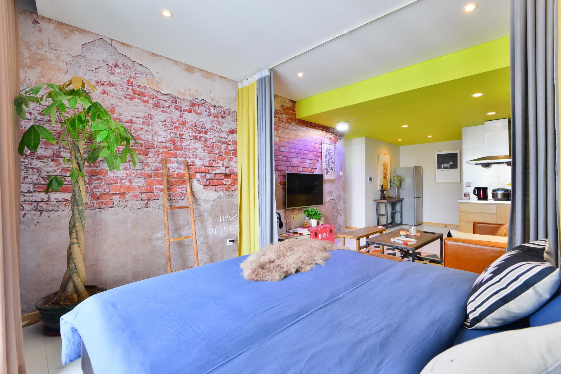 小户型两居卧室装修效果图