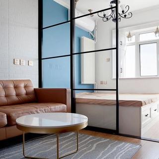 50平小户型两居装修效果图