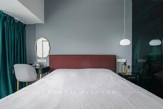 86平米三居卧室装修效果图