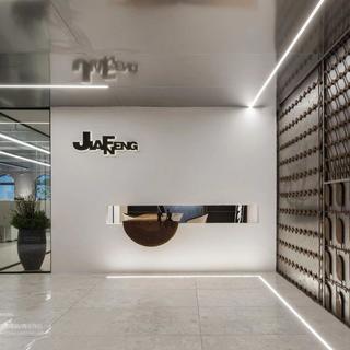 现代办公空间装修设计效果图