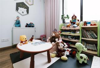 145㎡北欧风格儿童房装修效果图