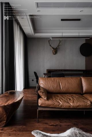 现代混搭风格装修沙发设计图