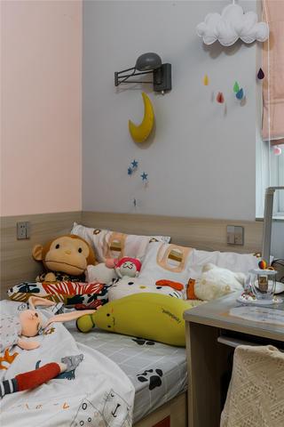 70平米二居儿童房装修效果图