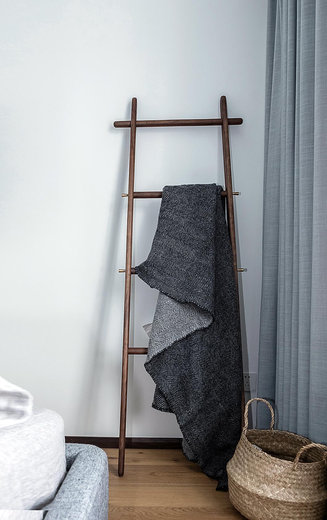 130㎡简约现代风装修梯子架设计