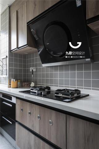 114㎡北欧风格厨房每日首存送20