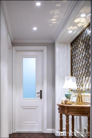 美式風格四居室玄關裝修效果圖