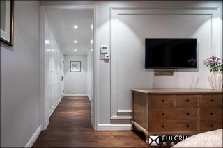 美式风格四居室过道装修效果图