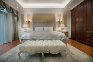 美式风格别墅卧室装修注册送300元现金老虎机图