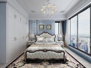 简欧风格二居卧室装修效果图