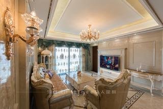 大户型欧式风格客厅每日首存送20