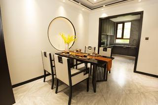新中式风格别墅餐厅每日首存送20