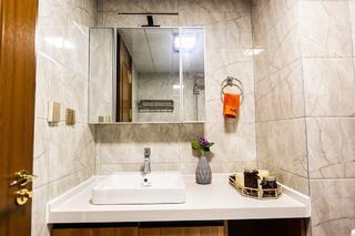 74平米两居室装修洗手台设计