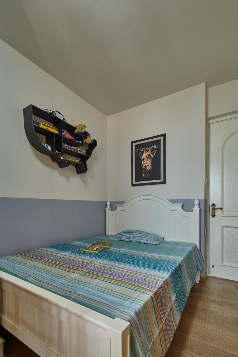 混搭风格两居室儿童房装修效果图