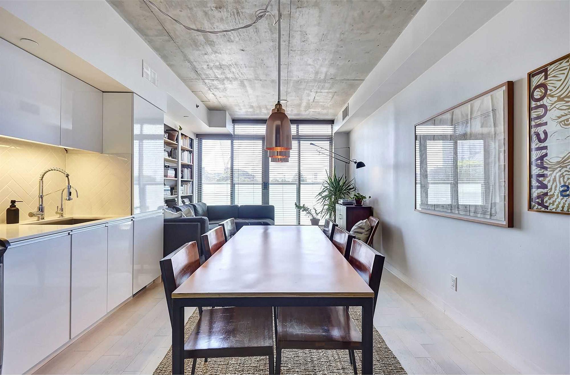 混搭风格一居室餐厅装修效果图