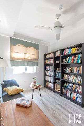 简约现代三居书房装修效果图