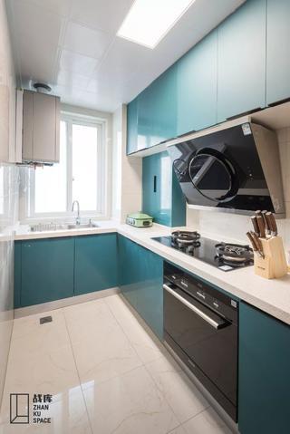 70平米两居室厨房装修效果图