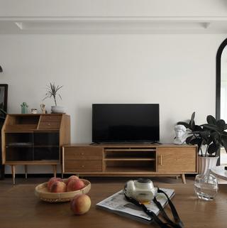 简约北欧风格三居装修效果图