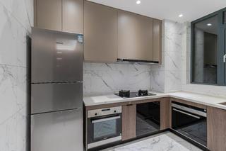 155㎡现代风格厨房装修效果图