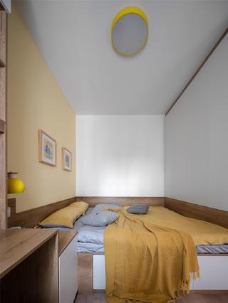 70平米两居室榻榻米装修效果图