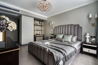 轻奢风两居卧室装修效果图