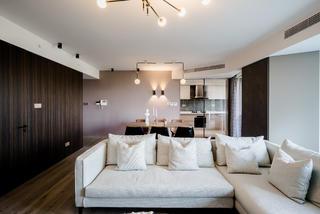 现代简约风格装修沙发设计图