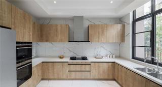 北欧风格别墅厨房装修效果图