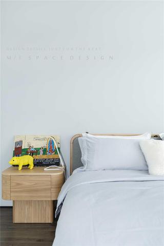 180平现代简约风装修床头柜设计图