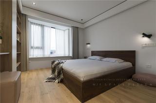 90平现代风卧室装修效果图