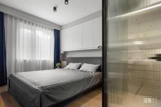 60㎡小户型二居卧室装修效果图