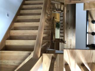 北欧风格别墅楼梯装修效果图