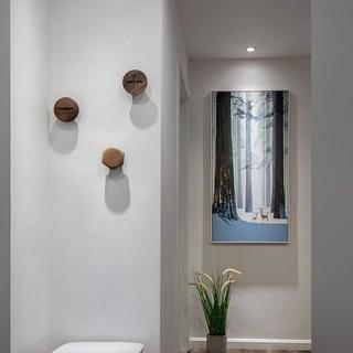 80平米二居室装修效果图