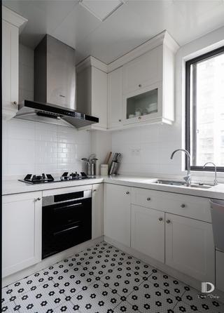 120㎡北欧风格厨房装修效果图