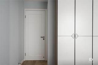 120㎡北欧风格装修衣柜设计图